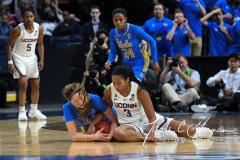 NCAA Women's Basketball Sweet Sixteen - #2 UConn 69 vs. #4 UCLA 61 (44)