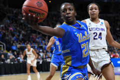 NCAA Women's Basketball Sweet Sixteen - #2 UConn 69 vs. #4 UCLA 61 (46)