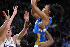 NCAA Women's Basketball Sweet Sixteen - #2 UConn 69 vs. #4 UCLA 61 (47)