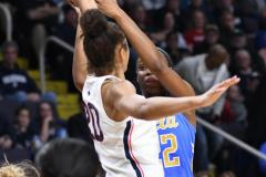 NCAA Women's Basketball Sweet Sixteen - #2 UConn 69 vs. #4 UCLA 61 (49)