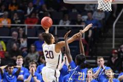 NCAA Women's Basketball Sweet Sixteen - #2 UConn 69 vs. #4 UCLA 61 (53)