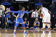 NCAA Women's Basketball Sweet Sixteen - #2 UConn 69 vs. #4 UCLA 61 (55)