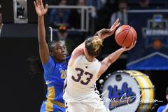 NCAA Women's Basketball Sweet Sixteen - #2 UConn 69 vs. #4 UCLA 61 (59)