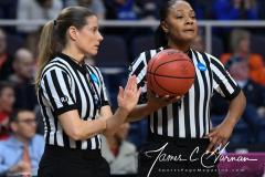 NCAA Women's Basketball Sweet Sixteen - #2 UConn 69 vs. #4 UCLA 61 (60)