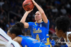 NCAA Women's Basketball Sweet Sixteen - #2 UConn 69 vs. #4 UCLA 61 (63)