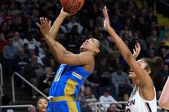 NCAA Women's Basketball Sweet Sixteen - #2 UConn 69 vs. #4 UCLA 61 (64)
