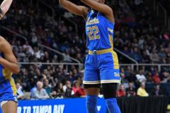 NCAA Women's Basketball Sweet Sixteen - #2 UConn 69 vs. #4 UCLA 61 (65)
