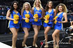 NCAA Women's Basketball Sweet Sixteen - #2 UConn 69 vs. #4 UCLA 61 (7)