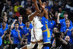 NCAA Women's Basketball Sweet Sixteen - #2 UConn 69 vs. #4 UCLA 61 (73)