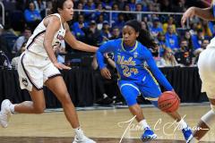 NCAA Women's Basketball Sweet Sixteen - #2 UConn 69 vs. #4 UCLA 61 (74)