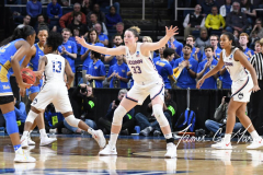 NCAA Women's Basketball Sweet Sixteen - #2 UConn 69 vs. #4 UCLA 61 (78)