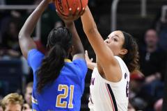 NCAA Women's Basketball Sweet Sixteen - #2 UConn 69 vs. #4 UCLA 61 (79)