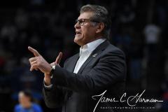 NCAA Women's Basketball Sweet Sixteen - #2 UConn 69 vs. #4 UCLA 61 (81)
