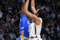 NCAA Women's Basketball Sweet Sixteen - #2 UConn 69 vs. #4 UCLA 61 (83)