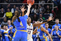 NCAA Women's Basketball Sweet Sixteen - #2 UConn 69 vs. #4 UCLA 61 (85)
