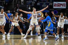 NCAA Women's Basketball Sweet Sixteen - #2 UConn 69 vs. #4 UCLA 61 (88)