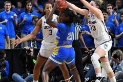 NCAA Women's Basketball Sweet Sixteen - #2 UConn 69 vs. #4 UCLA 61 (92)