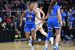 NCAA Women's Basketball Sweet Sixteen - #2 UConn 69 vs. #4 UCLA 61 (93)