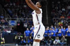 NCAA Women's Basketball Sweet Sixteen - #2 UConn 69 vs. #4 UCLA 61 (94)