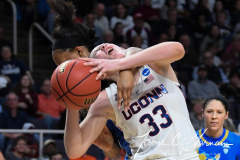 NCAA Women's Basketball Sweet Sixteen - #2 UConn 69 vs. #4 UCLA 61 (99)