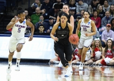 NCAA Women's Basketball 1st Round - UConn 140 vs. St Francis 52 (23)
