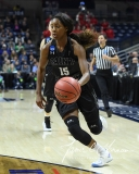 NCAA Women's Basketball 1st Round - UConn 140 vs. St Francis 52 (24)