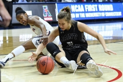 NCAA Women's Basketball 1st Round - UConn 140 vs. St Francis 52 (25)
