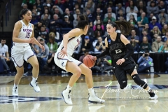 NCAA Women's Basketball 1st Round - UConn 140 vs. St Francis 52 (27)