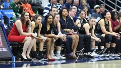 NCAA Women's Basketball 1st Round - UConn 140 vs. St Francis 52 (31)