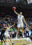 NCAA Women's Basketball 1st Round - UConn 140 vs. St Francis 52 (35)