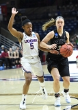 NCAA Women's Basketball 1st Round - UConn 140 vs. St Francis 52 (54)