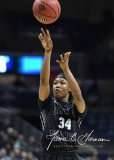 NCAA Women's Basketball 1st Round - UConn 140 vs. St Francis 52 (63)