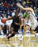NCAA Women's Basketball 1st Round - UConn 140 vs. St Francis 52 (65)