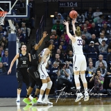 NCAA Women's Basketball 1st Round - UConn 140 vs. St Francis 52 (67)