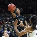 NCAA Women's Basketball 1st Round - UConn 140 vs. St Francis 52 (73)
