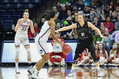 NCAA Women's Basketball 1st Round - UConn 140 vs. St Francis 52 (74)