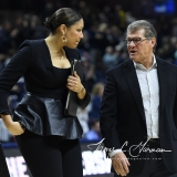 NCAA Women's Basketball 1st Round - UConn 140 vs. St Francis 52 (76)
