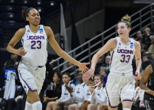 NCAA Women's Basketball 1st Round - UConn 140 vs. St Francis 52 (86)