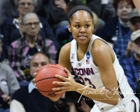NCAA Women's Basketball 1st Round - UConn 140 vs. St Francis 52 (95)