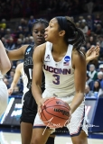 NCAA Women's Basketball 1st Round - UConn 140 vs. St Francis 52 (96)