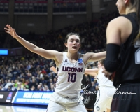 NCAA Women's Basketball 1st Round - UConn 140 vs. St Francis 52 (99)
