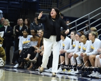 NCAA Women's Basketball 1st Round - #8 Miami 72 vs. #9 Quinnipiac 86 (12)