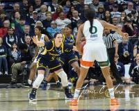 NCAA Women's Basketball 1st Round - #8 Miami 72 vs. #9 Quinnipiac 86 (17)
