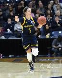 NCAA Women's Basketball 1st Round - #8 Miami 72 vs. #9 Quinnipiac 86 (18)