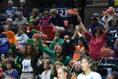 NCAA Women's Basketball 1st Round - #8 Miami 72 vs. #9 Quinnipiac 86 (19)