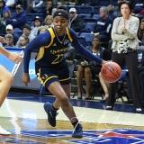 NCAA Women's Basketball 1st Round - #8 Miami 72 vs. #9 Quinnipiac 86 (21)