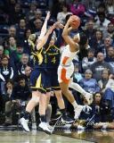 NCAA Women's Basketball 1st Round - #8 Miami 72 vs. #9 Quinnipiac 86 (22)