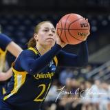 NCAA Women's Basketball 1st Round - #8 Miami 72 vs. #9 Quinnipiac 86 (24)