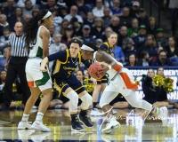 NCAA Women's Basketball 1st Round - #8 Miami 72 vs. #9 Quinnipiac 86 (29)