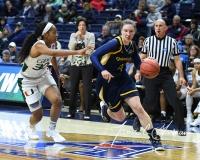 NCAA Women's Basketball 1st Round - #8 Miami 72 vs. #9 Quinnipiac 86 (37)